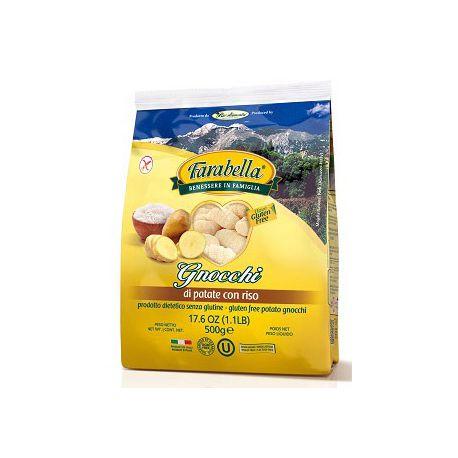 Farabella Gluten Free Gnocchi con Riso 500gr