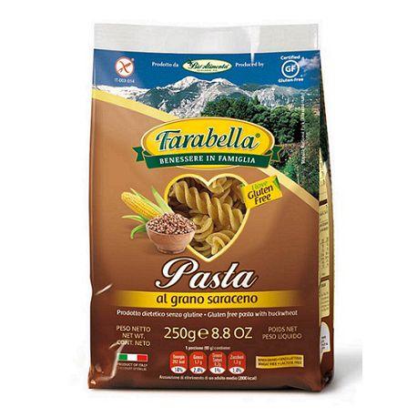 """Farabella"""" Gluten Free"""" Buckwheat Spirali"""