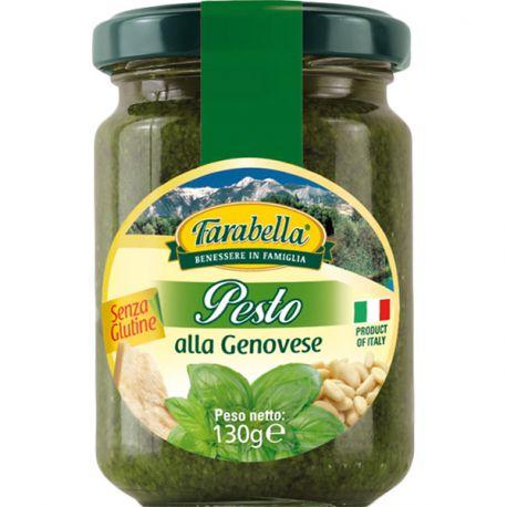 "Farabella ""Gluten Free"" Pesto alla Genovese 130gr"