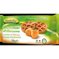 "Farabella ""Gluten Free"" Apricot Tarts"