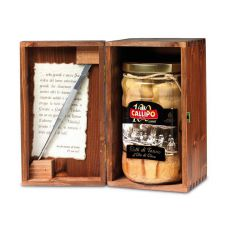 "Callipo Tuna Fillet ""Riserva"" in Wooden Box 1.65kg"