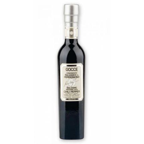 Gocce Balsamic Condiment Chili/Pepper 250ml