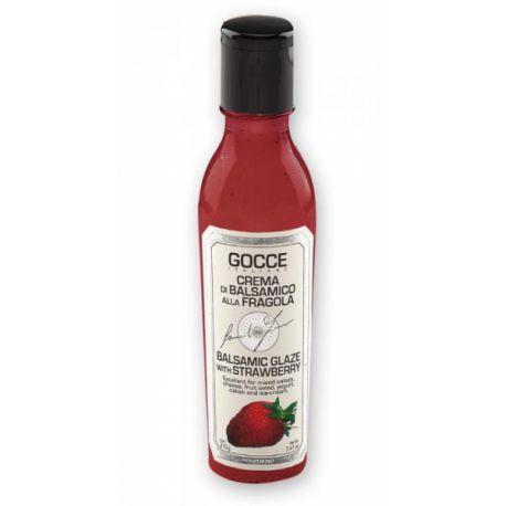 Gocce Balsamic Glaze Stawberry 250ml