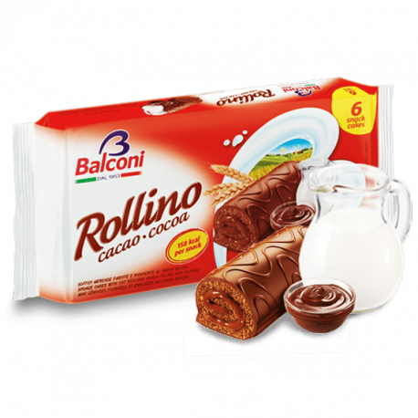 Balconi Rollino Cocoa Roll