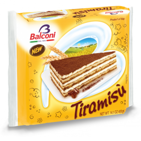 Balconi Tiramisu' Cake