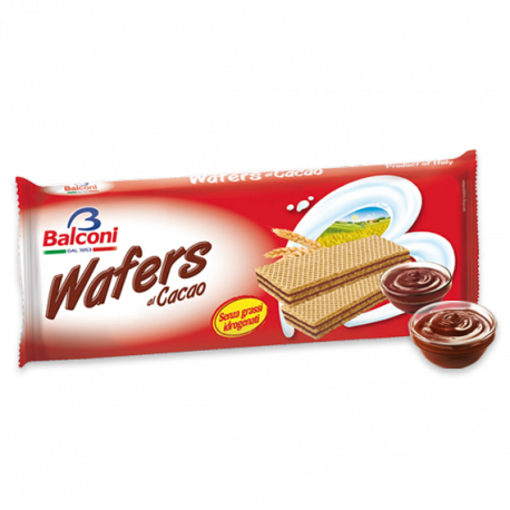 Balconi Wafers Cocoa