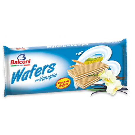 Balconi Wafers Vanilla