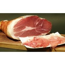 Cured San Daniele ham boneless 7.5 kg -Testa & Molinaro