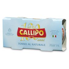 Callipo Yellowfin Tuna in Brine 2x160gr