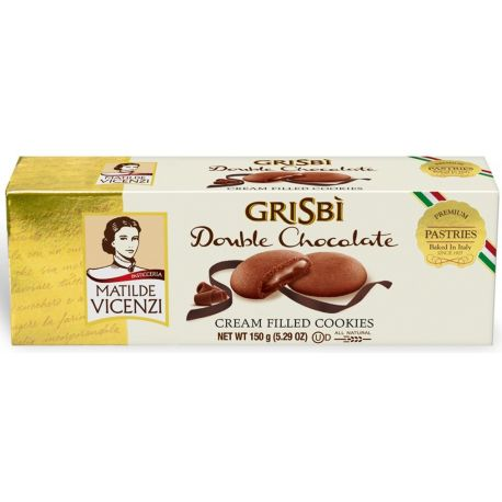 Vicenzi Grisbi double Chocolate