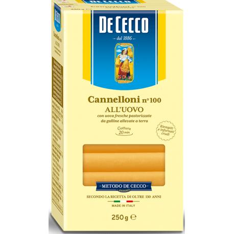 De Cecco Egg Cannelloni