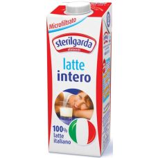 Sterilgarda Whole Milk UHT 1L