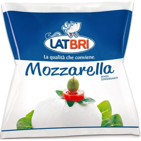 Lat Bri Mozzarella 100g