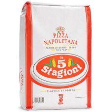 Le 5 Stagioni Pizza Napoletana Flour 10 kg