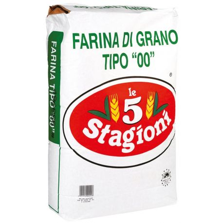 Le 5 Stagioni Flour type 00 strengthened 10 kg