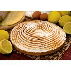 Flambe Lemon Cake 1.3 kg