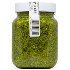 CLAS Pesto Green (Glass Jar) 520gr