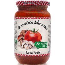Conserve della Nonna Sauce Tomato Mushrooms 370 ml