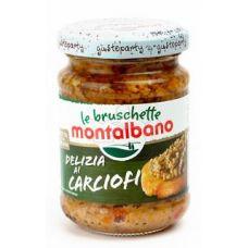 Montalbano Tapenade Artichoke 520 ml