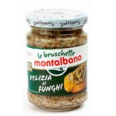 Montalbano Tapenade Mushroom 12 x 580 ml