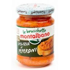 Montalbano Tapenade pepper 12 x 580 ml