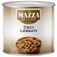 Mazza Boiled Chickpeas 3kg