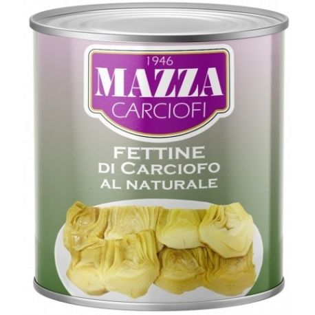 Mazza Artichoke Sliced 3 0 Kg Mixitalia Vini D Italia