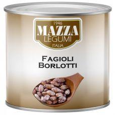 Mazza Borlotti Beans 3kg