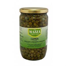 Mazza Capers in wine vinegar 720 gr