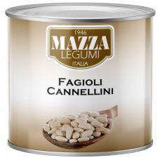 Mazza White Beans 3kg