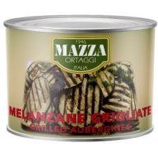 Mazza Grilled aubergines kg 2