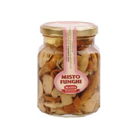 Mazza Mixed mushrooms gourmet ml 314