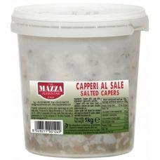 Mazza Capers in salt 1.0 kg
