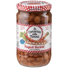 Conserve della Nonna Borlotti beans 360 gr