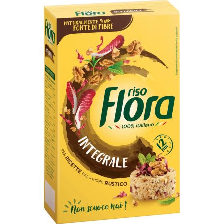 Flora Rice whole wheat 1.0 kg