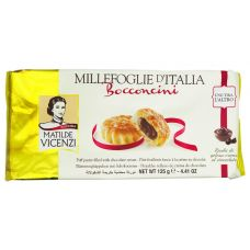 Vicenzi Bocconcini puff pastry Chocolate