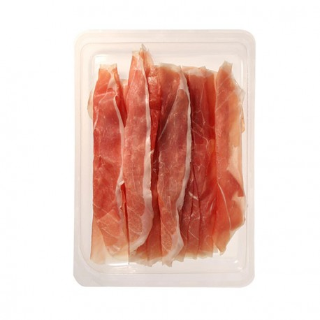 Prosciutto slice