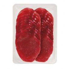 Bresaola slice