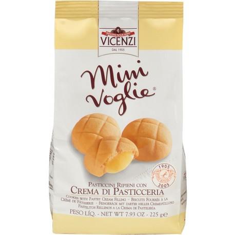 Mini voglie pastry crème