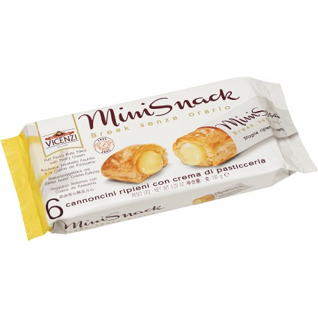 Mini snack pastry