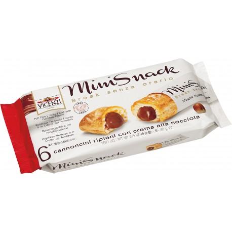 Mini snack hazelnut