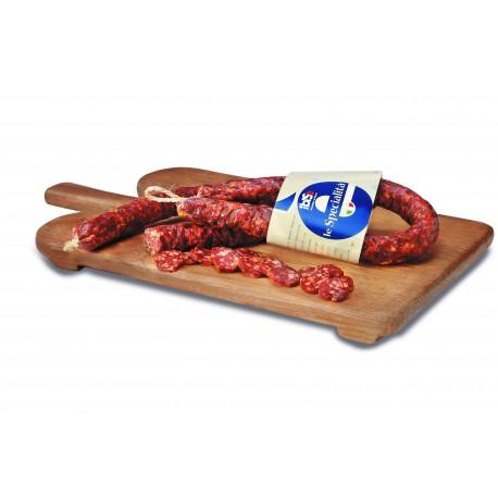 Calabra spicy sausage
