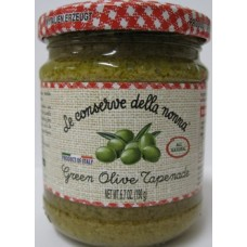 Conserve della Nonna Tapenade Green Olives 212 ml