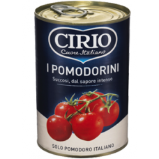 Cirio Cherry Tomatoes CAN 400 gr
