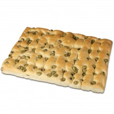 Lanterna Focaccia with olives 600 gr