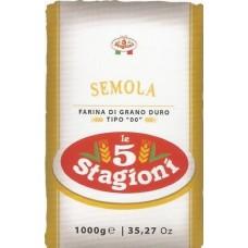 Le 5 Stagioni Durum wheat flour 2.5 kg