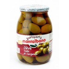 Montalbano Olives cerignola 1062 ml