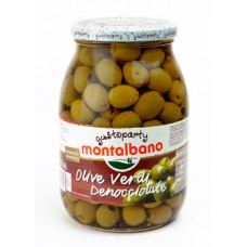 Montalbano Olives green pitted 314 ml