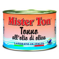 Callipo Mister Ton in Olive Oil 1.65kg