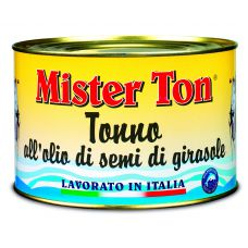 Callipo Mister Ton in Sunflower Oil 1.65kg